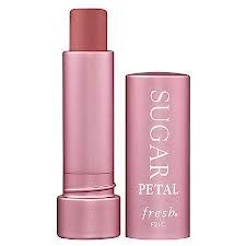 """New colour! Sugar Lip Balm Petal Pink http://www.312beauty.com/fresh-sugar-petal/ Tried to pin from Fresh website but """"Petal"""" was not yet shown. Recommended by Beauty Youtuber @AshleyTIA at www.that-is-all.com"""