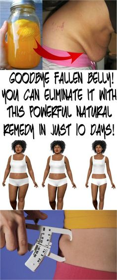 Goodbye To The Fallen Belly! You Can Eliminate It With This Powerful Natural Rem… Goodbye To The Fallen Belly! You Can Eliminate It With This Powerful Natural Remedy In Just 10 Days Natural Home Remedies, Natural Healing, Herbal Remedies, Natural Life, Holistic Healing, Cold Remedies, Natural Beauty, Bloating Remedies, Natural Skin