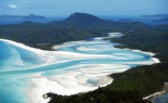 Whiteheaven Beach, Australia.