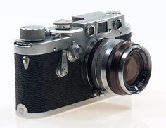 Leica Leotax F with rare mint lens.
