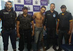 NONATO NOTÍCIAS: Policia Civil com o apoio do Pelotão Especial da G...