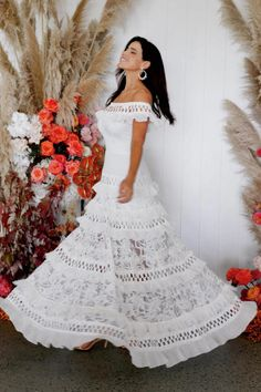 Designed to leave a lasting impression, our Coco dress is the perfect concoction of seductive and playful, meets edgy and bold. Bridal Gowns, Wedding Dresses, Lace Wedding, Vintage Mexican Wedding, Mexican Themed Weddings, Honeymoon Outfits, Lace Bride, Fairytale Dress, Grace Loves Lace