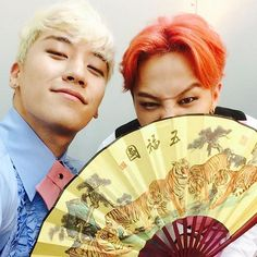 SEUNGRI'S INSTAGRAM UPDATE (150703) -------seungriseyo: #MADESERIESD #맨정신 지디오빠랑^^ (seungriseyo#MADESERIESD #SOBER and/with GD Oppa^^)