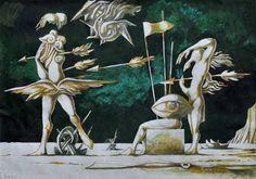 """Cruzeiro Seixas, """"Três palavras cegas"""", 2004"""
