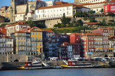 Porto Best European Destination 2017: Porto city to visit / Porto in pictures. Portugal