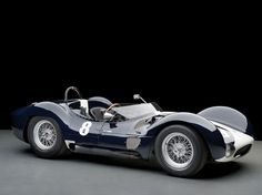 1960 Tipo 61 Birdcage Maserati