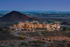 Luxury real estate in Fountain Hills AZ US - Arizona's Ultimate Mountain Estate - JamesEdition