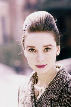 Audrey Hepburn, Rome, 1960's