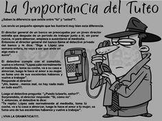 Tutear o no tutear The Spanish Lab (@thespanishlab1) | Twitter