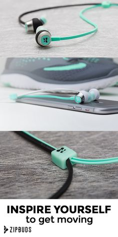 Ignite your passion for getting active with Zipbuds SLIDE Sport earphones. With powerful bass and dynamic clarity at any volume, your favorite playlist will keep you going when the workout gets tough. Its secure fit will feel good and stay in place through your most intense workout. So get moving! 50% off. Pick you pair up for $29.95 today!