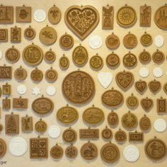 Cookie Company, Restaurant, Zurich, Honegger, Cookie Decorating, Switzerland, Stuck, Assemblages, Collections