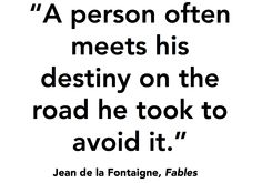#destiny #Quote #delefontaigne #thisonetimenovel