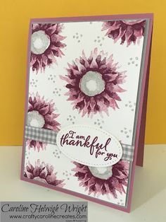 CraftyCarolineCreates: SimplyStylishStampers Blog Hop