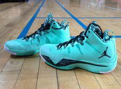 "Jordan Super.Fly 2 ""Green Glow"""