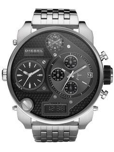 0007547fb23 25 melhores imagens de Relógios Diesel no Pinterest