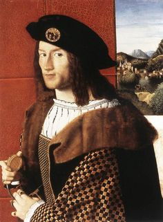 Bartolomeo Veneto (active 1502-1546) Portrait of a Man c. 1520