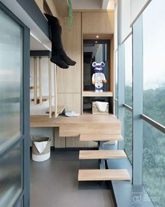 Japanese Interior, Apartment Interior, Interior Styling, Staircase Ideas, Style, Interior Decorating, Swag, Japanese Interior Design, Outfits