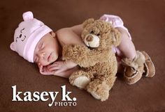 Baby photo shoot - Kasey K Photo