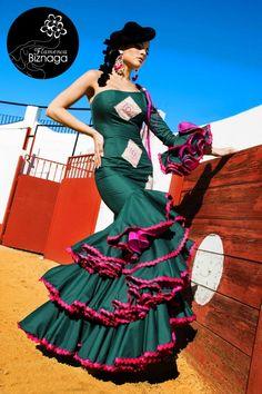 Flamenca Biznaga.