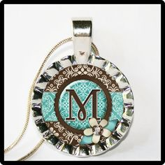 Clixby66 Magnetic Interchangeable Pendant - Faith. $19.95, via Etsy.