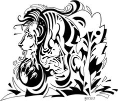 LeãoLince - Nankin Sobre Papel