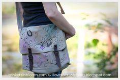 Messenger Bag DIY