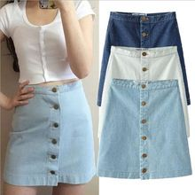 Summer 2016 Women Denim Skirt Jeans Short High Waist Mini Skirt Vintage Adult Jupe Sexy fashion front row buckle cowboy skirt     Tag a friend who would love this!     FREE Shipping Worldwide     #Style #Fashion #Clothing    Get it here ---> http://www.alifashionmarket.com/products/summer-2016-women-denim-skirt-jeans-short-high-waist-mini-skirt-vintage-adult-jupe-sexy-fashion-front-row-buckle-cowboy-skirt/