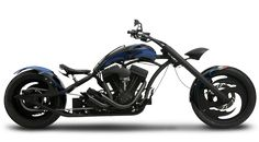Orange County Choppers - #OCC - Bat Bike