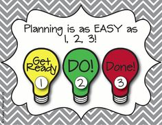 Classroom Management Miracle: Executive Functioning--Change how you run your room as easy as 1-2-3!