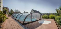 WoodPlastic® - Český výrobce WPC teras a plotů Garden Bridge, Outdoor Structures