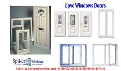 We have got the best Combination of #Upvc #Windows #Doors in #Bangalore. Available Now @ our Store. Visit Now @ http://spikerwindows.com/