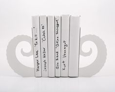 Bookends  Buffalo horns  laser cut for by DesignAtelierArticle, €34.00