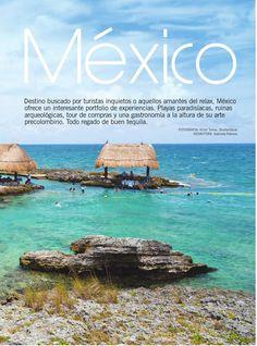 #ClippedOnIssuu from Disfrutar Magazine - Mayo 2015 #rumbos #disfrutarmagazine, #Mexico, #hispanos, #turismo, #travel, #culture, #cultura
