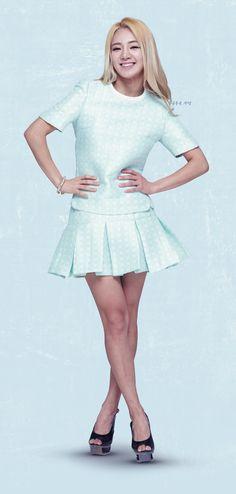 Kim Hyoyeon - Lotte 2014