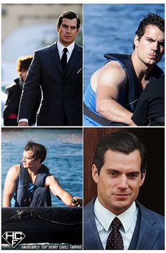 "Henry Cavill - by ""A Man Can Fly"" for Henry Cavill Fanpage - 409 