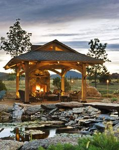 Gorgeous Gazebos - Cabin Life Magazine