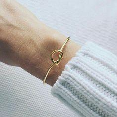 Bracelet noeud -