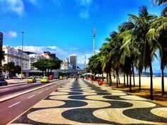 roberto burle marx, pavimento copacabana