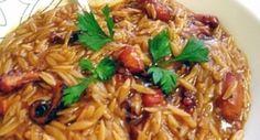 Γιουβέτσι Χταποδιού - gourmed.gr