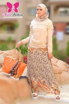 Hijab looks by Milla fashion   Just Trendy Girls