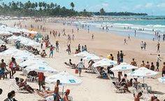Praia de Piatã - Salvador - Bahia Dolores Park, Travel, All Saints, Beach, Bahia, Beaches, El Salvador, Viajes, Destinations