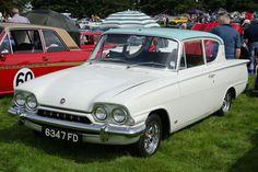 https://flic.kr/p/qaCzLq | Ford 315 Consul Classic 1500 2-door (1962) | Capesthorne Hall Classic Car Show 24/08/2014