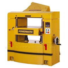 "ITEM: 25"" Planer with Helical Head,  MAKE: POWERMATIC®,  MODEL: WP2510,  PART# 1791303, CALL 386-304-3720, VISIT http://sierravictor.com/index.php?dispatch=products.view&product_id=3784"