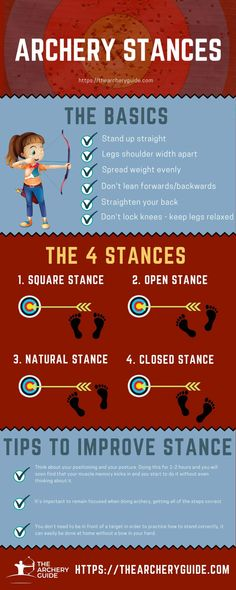 Archery Stance - Learning To Shoot With Proper Form Archery Lessons, Archery Tips, Archery For Kids, Archery Targets, Archery Training, Archery Hunting Bowhunting, Archery For Beginners, Archery World, Fighter Workout