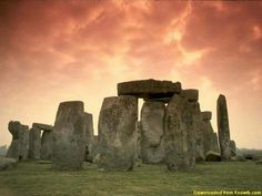 Walked among the stones at sunrise, felt a part of history like never before.