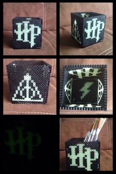 If you like Harry Potter, this is for you this is my new pencil box, I hope you like it xD Thanks