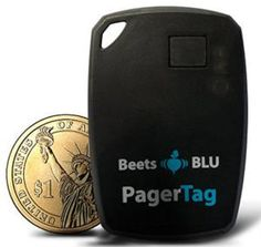 The 7 Best Smart Car Products: Best Key Finder: Beets BLU Bluetooth Wireless Key/Item Finder