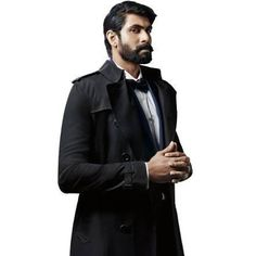 Rana Daggubati | 11 Incredibly Attractive Men That'll Make You Very Interested In South Indian Cinema