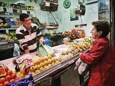 Luisón: Concurso de fotografía. Mercado Antón Martín (3). ...