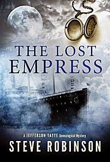 The Lost Empress by Steve Robinson ~ Kittling: Books